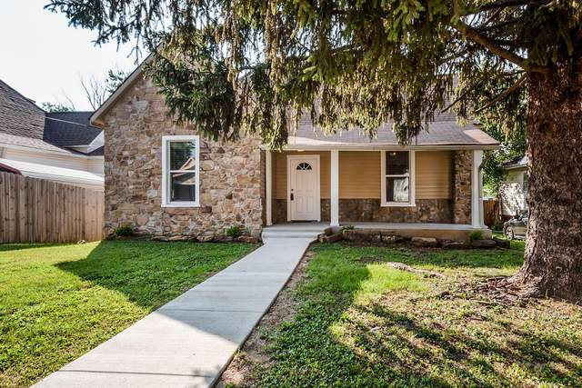 408 E East Burwell Ave, Knoxville, TN 37917 (#1163620) :: JET Real Estate