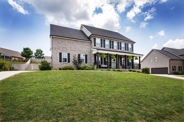 9106 Candle Pine Drive, Knoxville, TN 37931 (#1163624) :: Catrina Foster Group