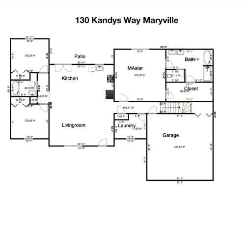 130 Kandys Way, Maryville, TN 37801 (#1164097) :: Billy Houston Group