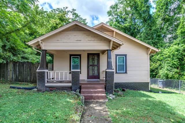 715 Fern St, Knoxville, TN 37914 (#1164469) :: Catrina Foster Group