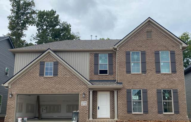 1518 Ridge Climber Rd, Knoxville, TN 37922 (#1164664) :: Shannon Foster Boline Group