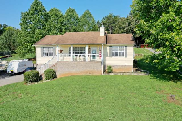 1027 N Old Grey Ridge Rd, Maryville, TN 37801 (#1165046) :: JET Real Estate