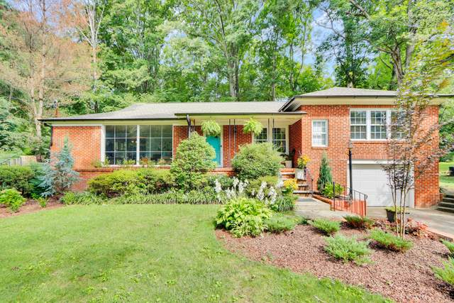 4505 Fulton Drive, Knoxville, TN 37918 (#1165139) :: Catrina Foster Group