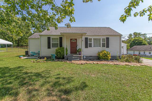 5302 Greencrest Rd., Knoxville, TN 37918 (#1165148) :: Catrina Foster Group