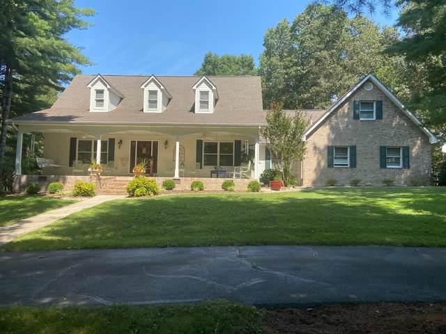 1052 Circle Drive, Jamestown, TN 38556 (#1166173) :: Realty Executives Associates