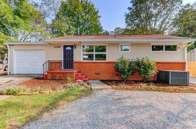 2329 Peachtree St, Knoxville, TN 37920 (#1166294) :: Catrina Foster Group