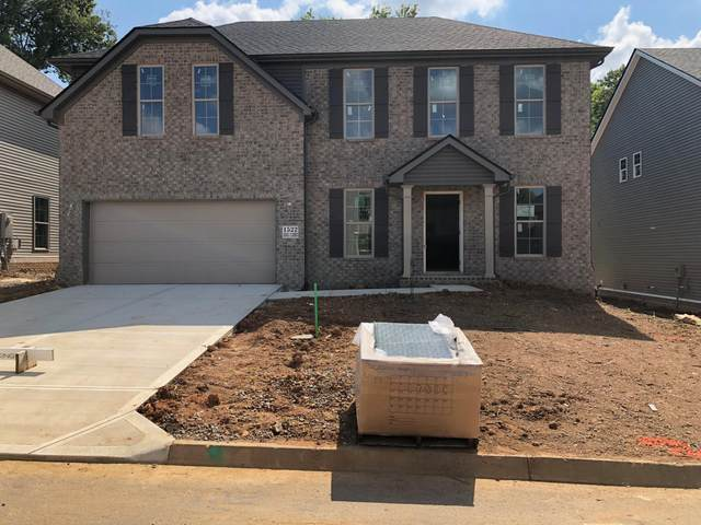 1522 Ridge Climber Rd, Knoxville, TN 37922 (#1166337) :: Shannon Foster Boline Group