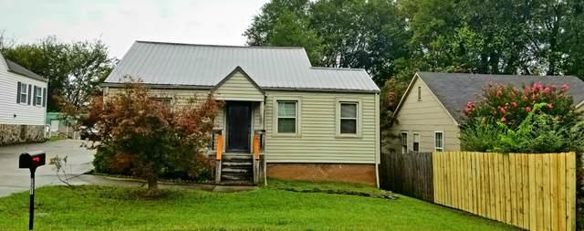 1221 Monroe Ave, Maryville, TN 37804 (#1166763) :: Cindy Kraus Group | Engel & Völkers Knoxville