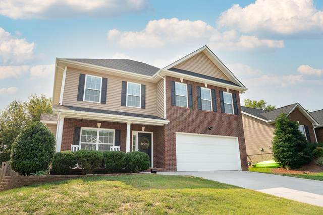 6304 Mcmillan Creek Drive, Knoxville, TN 37924 (#1167032) :: The Cook Team