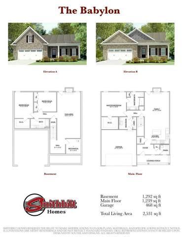 589 Timberline Drive, Lenoir City, TN 37772 (#1167278) :: Catrina Foster Group