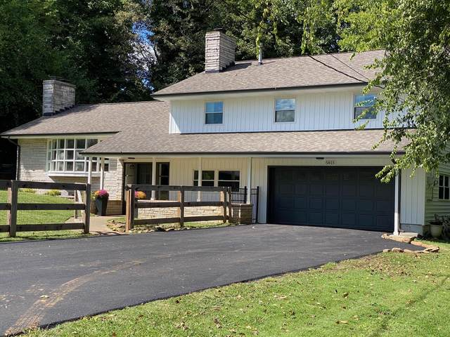 5815 E Sunset Rd, Knoxville, TN 37914 (#1167375) :: The Cook Team