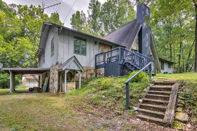 514 Unicoi Lakes Rd, Tellico Plains, TN 37385 (MLS #1167487) :: Austin Sizemore Team