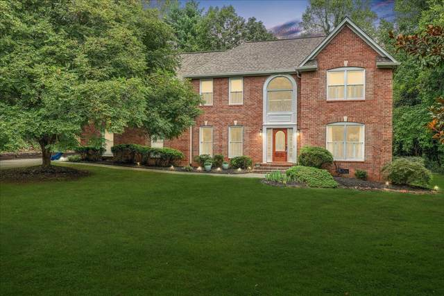 2032 Lyons Ridge Rd, Knoxville, TN 37919 (#1167555) :: Tennessee Elite Realty