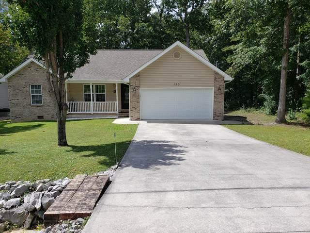 150 Kingsdown Drive, Crossville, TN 38558 (#1167691) :: Catrina Foster Group