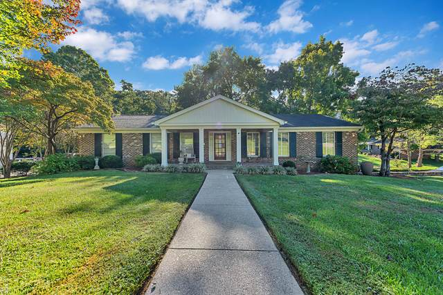 8020 NW Lennox Drive, Knoxville, TN 37909 (#1167963) :: Cindy Kraus Group   Engel & Völkers Knoxville