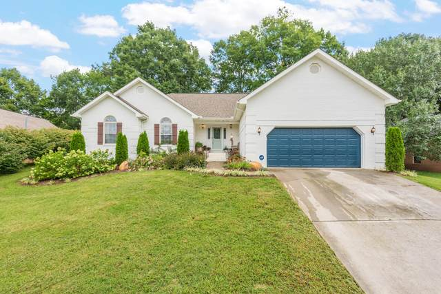 1318 Belleau Drive, Maryville, TN 37804 (#1167994) :: Shannon Foster Boline Group