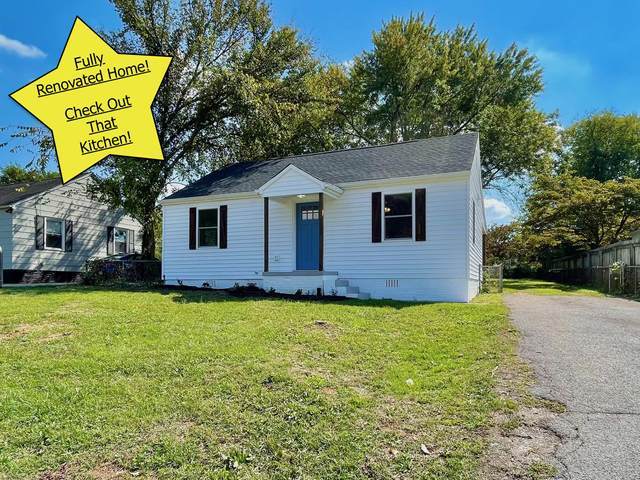 2022 Price Ave, Knoxville, TN 37920 (#1167996) :: Cindy Kraus Group   Engel & Völkers Knoxville