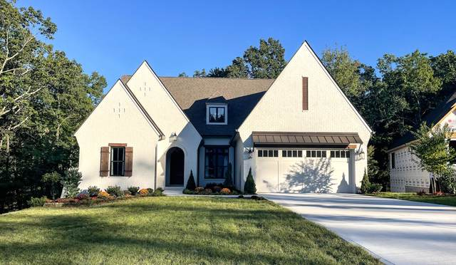 108 Chestnut Ridge Court, Fairfield Glade, TN 38558 (#1169407) :: Cindy Kraus Group   Engel & Völkers Knoxville