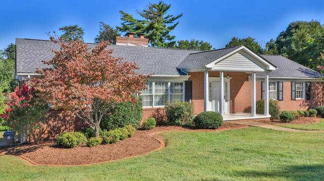 7109 Cresthill Drive, Knoxville, TN 37919 (#1169841) :: Realty Executives Associates