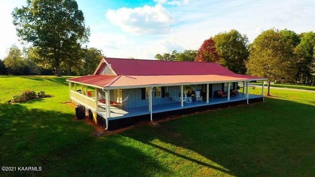 430 Peals Lane, Tellico Plains, TN 37385 (#1170260) :: Tennessee Elite Realty