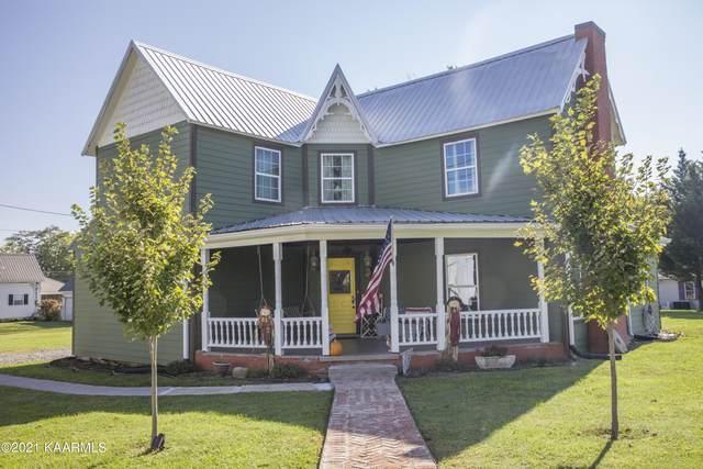 109 Chilhowee Ave Ave, Greenback, TN 37742 (#1170387) :: Cindy Kraus Group   Engel & Völkers Knoxville