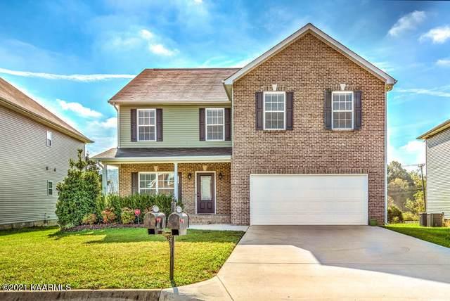 7316 Lucky Clover Lane, Knoxville, TN 37931 (#1170567) :: Adam Wilson Realty