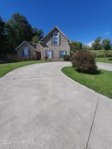 649 Green Ridge Drive, Seymour, TN 37865 (#1170866) :: JET Real Estate