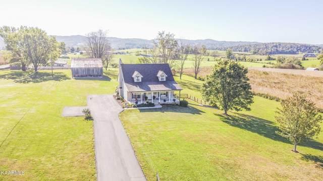 1254 Cross Valley Rd, LaFollette, TN 37766 (#1171133) :: Tennessee Elite Realty