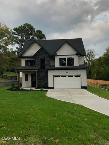 1608 NW Starmont Tr, Knoxville, TN 37909 (#1171421) :: Shannon Foster Boline Group