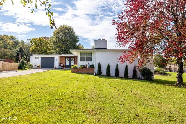418 Luther Jackson Drive, Maryville, TN 37804 (#1171645) :: The Cook Team