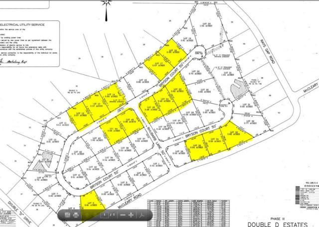 Lot 34 Bryson Court, Sevierville, TN 37876 (#974899) :: Billy Houston Group
