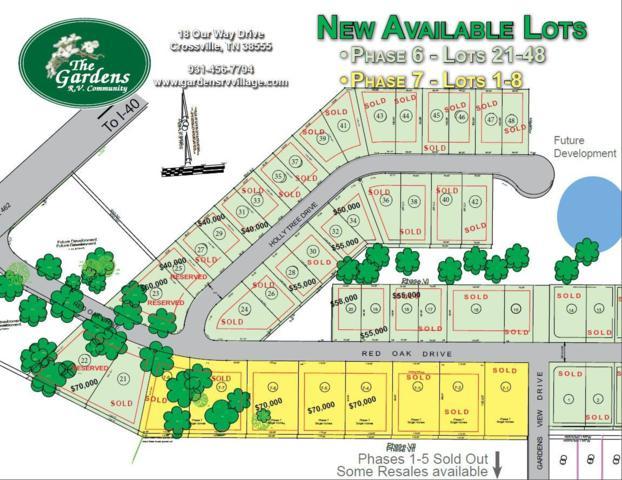 Red Oak, Crossville, TN 38555 (#998433) :: Shannon Foster Boline Group