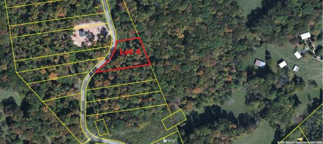 Lot 4 Hickory Pointe, Maynardville, TN 37807 (#1007726) :: CENTURY 21 Legacy