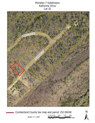 Lot # 33 Katherine Drive, Crossville, TN 38555 (#1019152) :: Cindy Kraus Group   Realty Executives Associates