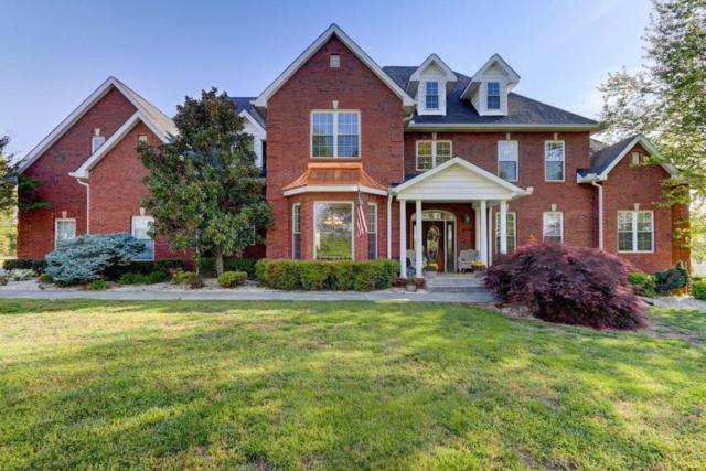 1779 Harrisburg Mill Rd, Sevierville, TN 37876 (#1024916) :: Shannon Foster Boline Group