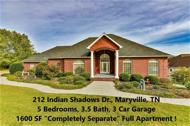 212 Indian Shadows Drive, Maryville, TN 37801 (#1057680) :: Shannon Foster Boline Group