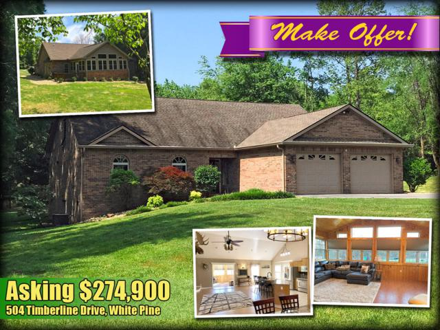 504 Timberline Drive, Baneberry, TN 37890 (#1076820) :: The Cook Team