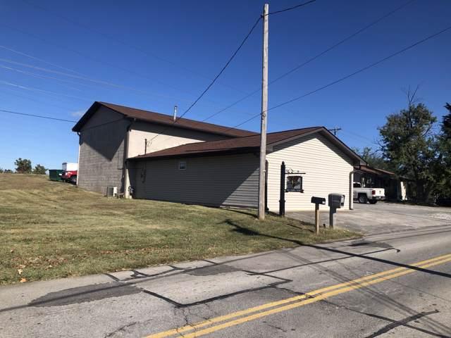420 Whitecrest Drive, Maryville, TN 37801 (#1098083) :: SMOKY's Real Estate LLC