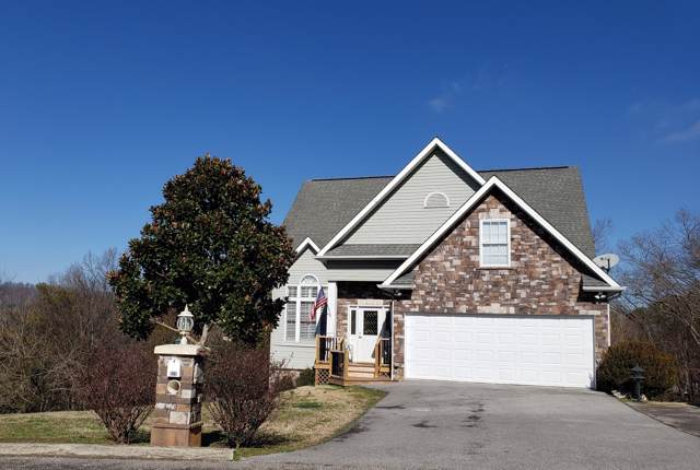 920 Trinity View Circle, Seymour, TN 37865 (#1106063) :: The Terrell Team