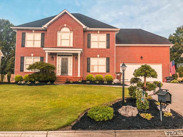7013 Westerly Winds Rd, Knoxville, TN 37931 (#1113198) :: Adam Wilson Realty