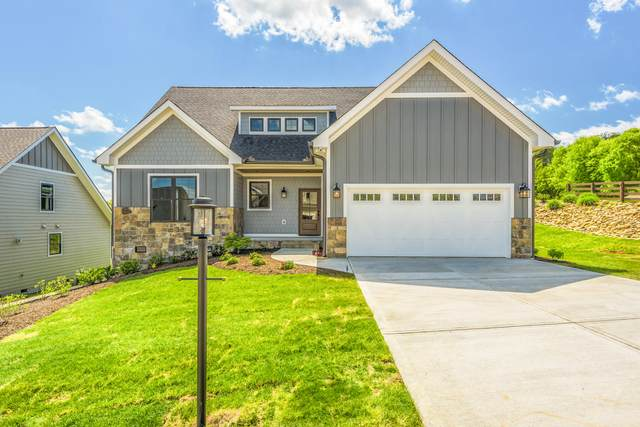 555 Simmons View Drive, Seymour, TN 37865 (#1116149) :: Realty Executives