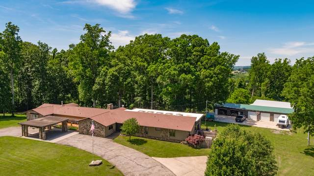 1709 Spencer Drive, Maryville, TN 37801 (#1117183) :: Venture Real Estate Services, Inc.
