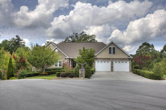 2401 Cross View Drive, Pigeon Forge, TN 37863 (#1121058) :: Venture Real Estate Services, Inc.
