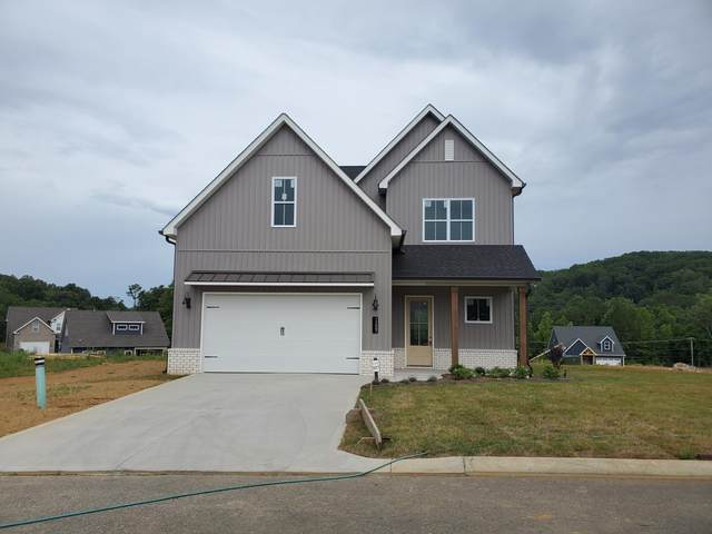 12607 Midland Pass St, Knoxville, TN 37932 (#1122362) :: Exit Real Estate Professionals Network