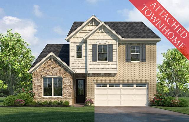 11877 Gecko (Lot 18) Drive, Knoxville, TN 37932 (#1123937) :: Billy Houston Group