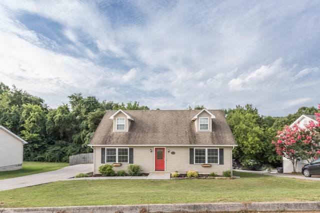 2408 Honey Grove Lane, Knoxville, TN 37923 (#1124201) :: The Sands Group
