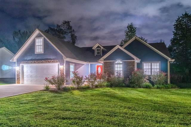 120 Judge Asbury Court, Jacksboro, TN 37757 (#1128488) :: Realty Executives