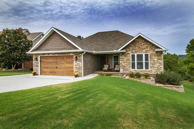 180 Pointe Summit Drive, Greenback, TN 37742 (#1129789) :: The Cook Team