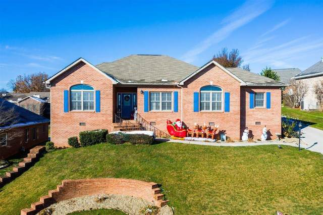 909 Saint Johns Drive, Maryville, TN 37801 (#1133959) :: Adam Wilson Realty