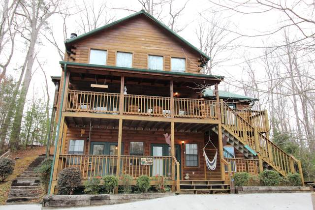 1553 Oldham Springs Way, Sevierville, TN 37876 (#1134491) :: Tennessee Elite Realty